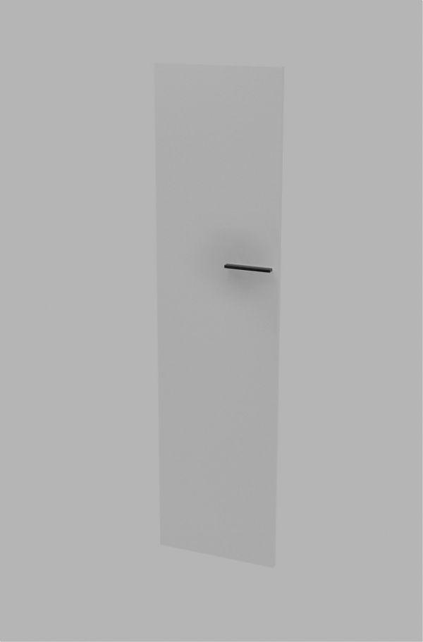 Дверь высокая white