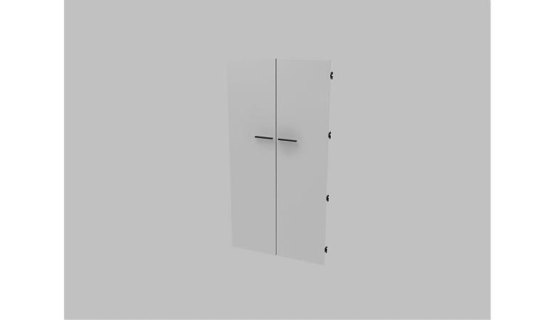 Комплект высоких дверей white ПД32